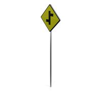 Caution 2T Junction PNG & PSD Images
