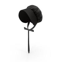 Black Bonnet PNG & PSD Images