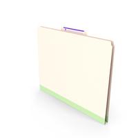Blank Card Folder File PNG & PSD Images