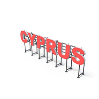 Country Sign Cyprus PNG & PSD Images