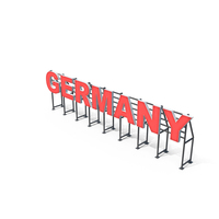Country Sign Germany PNG & PSD Images