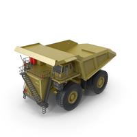 Large Dump Truck PNG & PSD Images