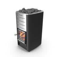 Harvia M3 Woodburning Sauna Stove PNG & PSD Images