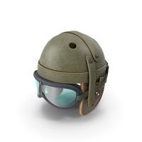 Helmet Blue Goggles PNG & PSD Images