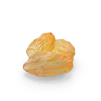 Pile of Golden Raisins PNG & PSD Images
