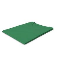 Female V Neck Folded Green PNG & PSD Images