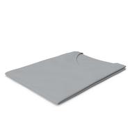 Female V Neck Folded Gray PNG & PSD Images