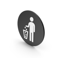 Recycle Bin Icon PNG & PSD Images
