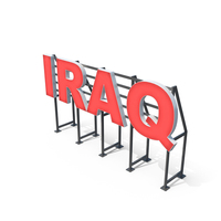Country Sign Iraq PNG & PSD Images