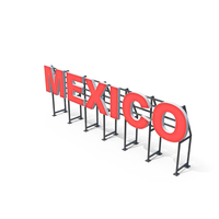 Country Sign Mexico PNG & PSD Images