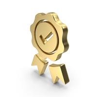 Tick Win Badge Award Logo PNG & PSD Images