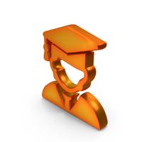 Graduate Study Cap Logo PNG & PSD Images