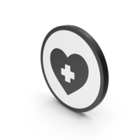 Icon Medical Heart PNG & PSD Images