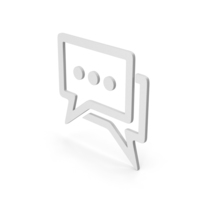 Symbol Chatting PNG & PSD Images