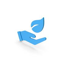 Blue Symbol Save Green PNG & PSD Images
