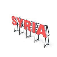 Country Sign Syria PNG & PSD Images