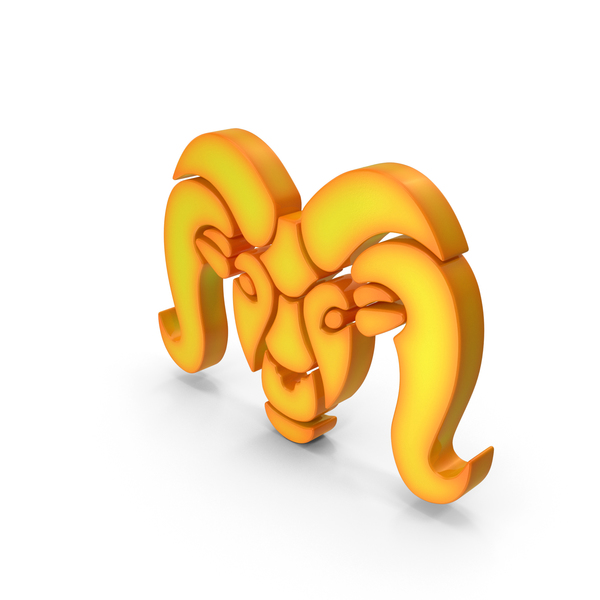 Horoscope Zodiac Sign Aries PNG & PSD Images