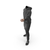Outfit Black PNG & PSD Images