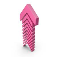 Arrow Pink PNG & PSD Images