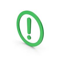 Symbol Warning / Exclamation Mark PNG & PSD Images