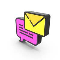 Chat Message Icon PNG & PSD Images