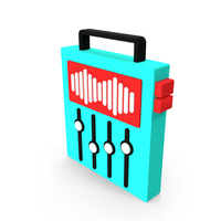 DJ Mixer Icon PNG & PSD Images