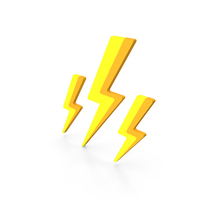 Flash Icon PNG & PSD Images