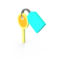 Key Label Icon PNG & PSD Images