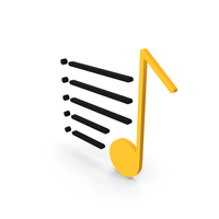 Music Playlist Icon PNG & PSD Images