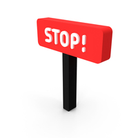 Stop Plate Icon PNG & PSD Images