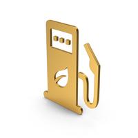 Symbol Eco Station Gold PNG & PSD Images