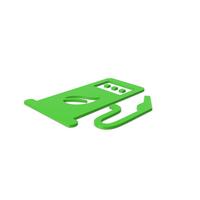 Green Eco Station Symbol PNG & PSD Images