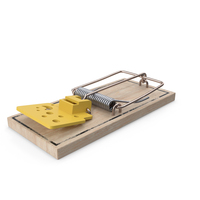 Trigger Plate Mouse Trap PNG & PSD Images