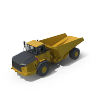 Articulated Dump Truck PNG & PSD Images