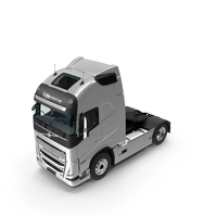 Volvo FH16 750 Globetrotter Truck PNG & PSD Images