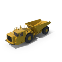 Underground Dump Truck PNG & PSD Images