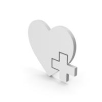 Symbol Medical Heart PNG & PSD Images
