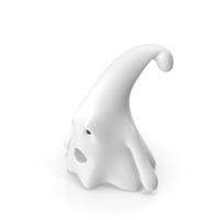 Ghost Surprised PNG & PSD Images
