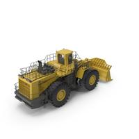 Large Mining Loader PNG & PSD Images