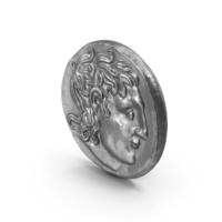 Ancient Panticapaeum Coin PNG & PSD Images