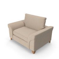 Armchair Fabric Fibers PNG & PSD Images