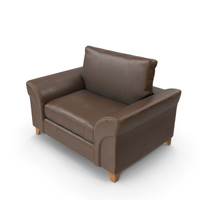 Armchair Worn PNG & PSD Images