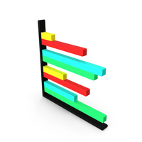 Bar Chart Icon PNG & PSD Images