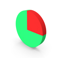 Pie Chart Icon PNG & PSD Images