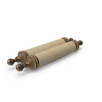 Rolled Up Paper Scroll Old PNG & PSD Images