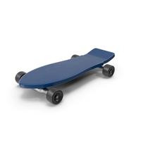 Skateboard Blue PNG & PSD Images