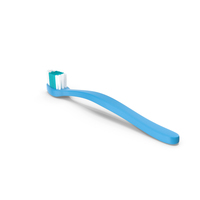 Tooth Brush Blue PNG & PSD Images