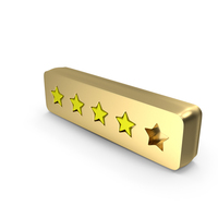 Like Customer Report Four Star Rating PNG & PSD Images