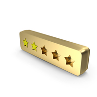 Like Customer Report Two Star Rating PNG & PSD Images
