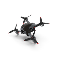 DJI FPV Drone PNG & PSD Images